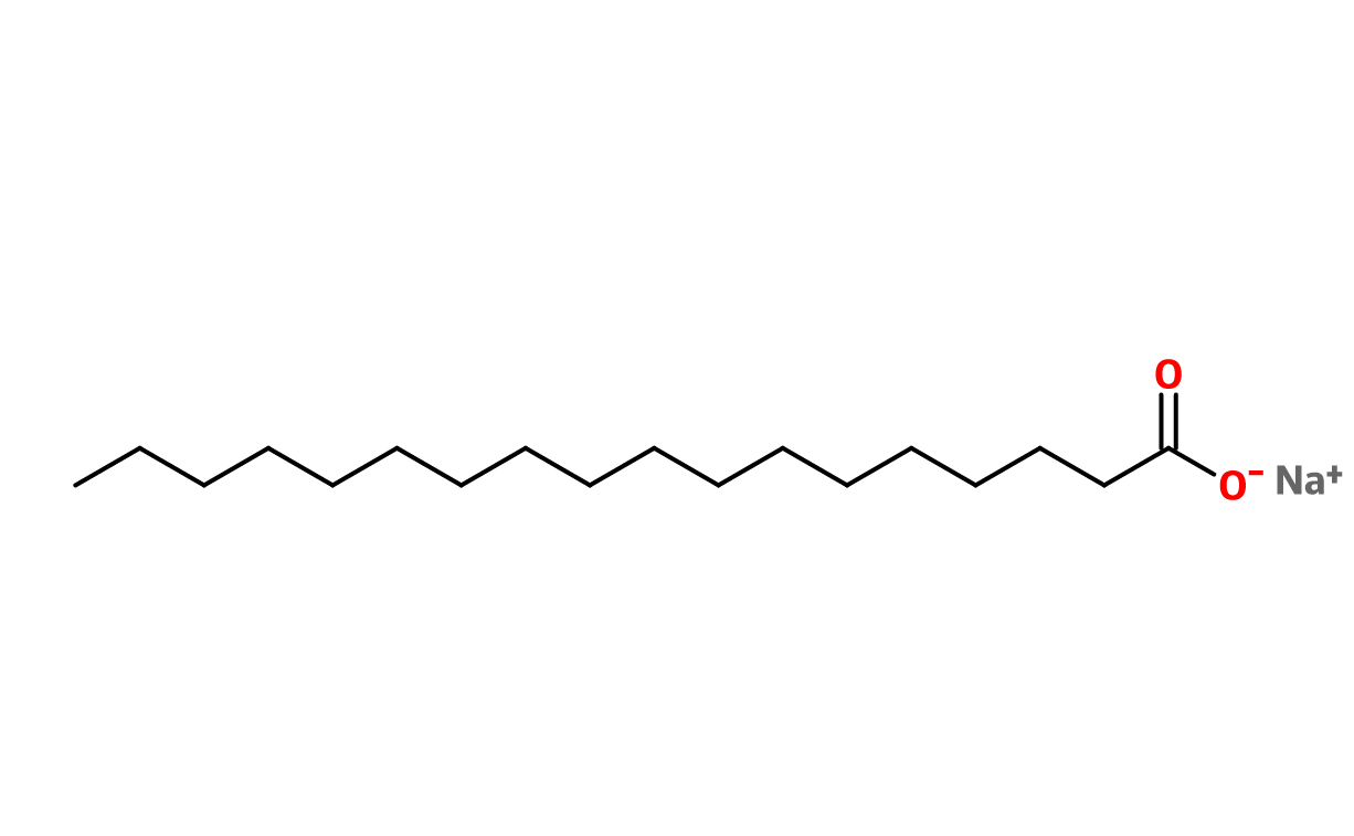 Figure 10. Sodium stearate