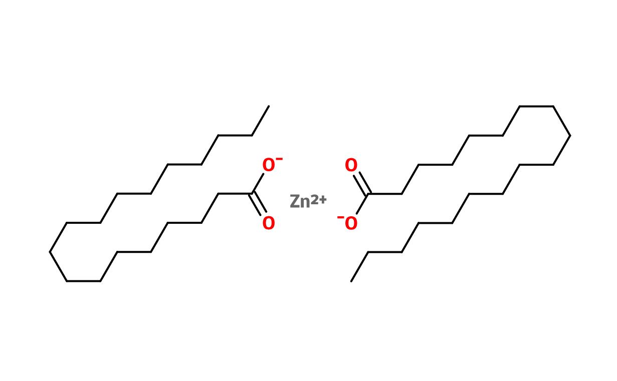 Figure 11. Zinc stearate