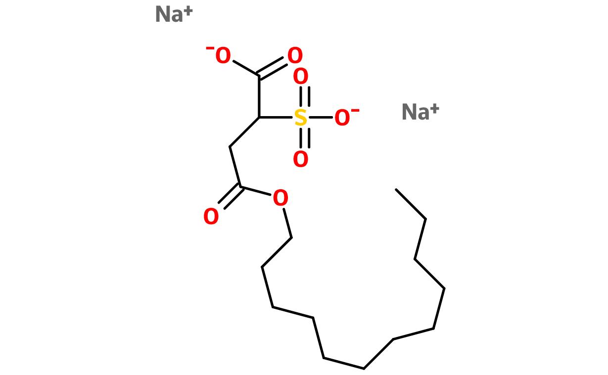 Figure 6. Disodium laureth sulfosuccinate