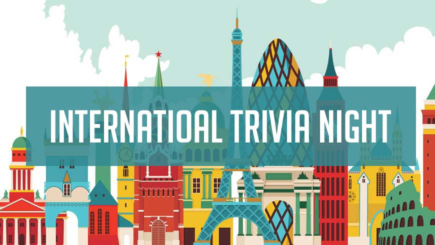 International Trivia Night at Brentwood Social House