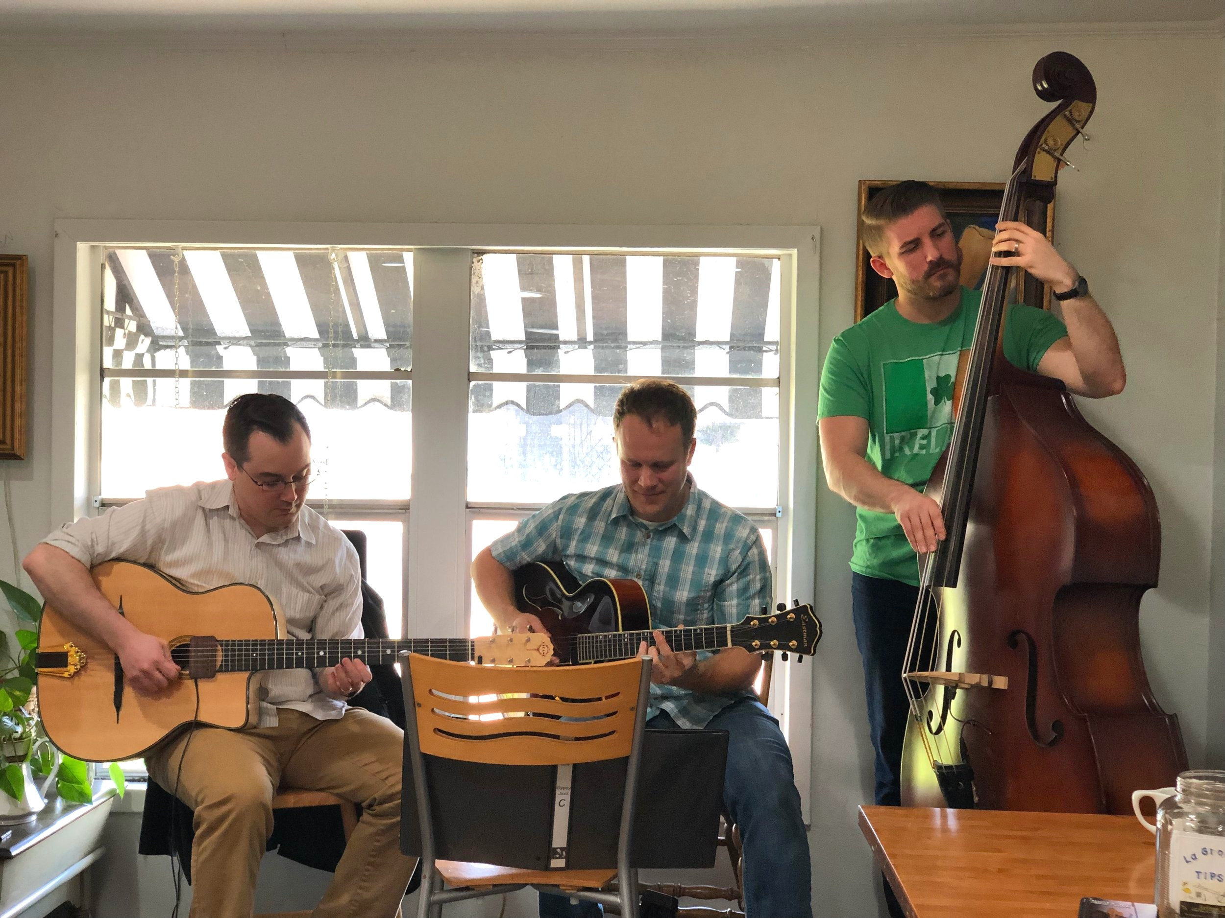 Sunday Morning Jazz with Manifest Mustache at Brentwood Social House
