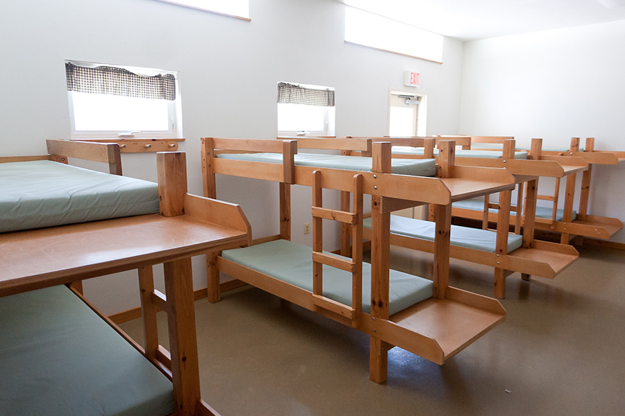 Inside Dorm