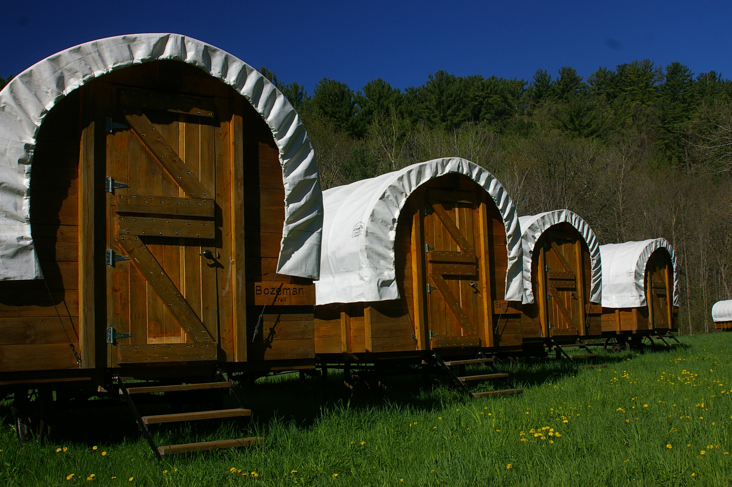 Fort Wagons