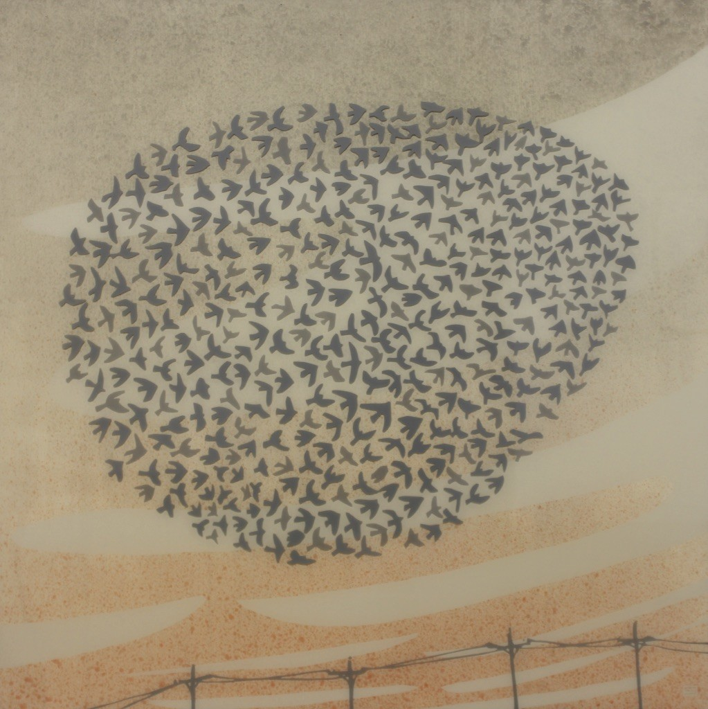 Prairie Murmuration
