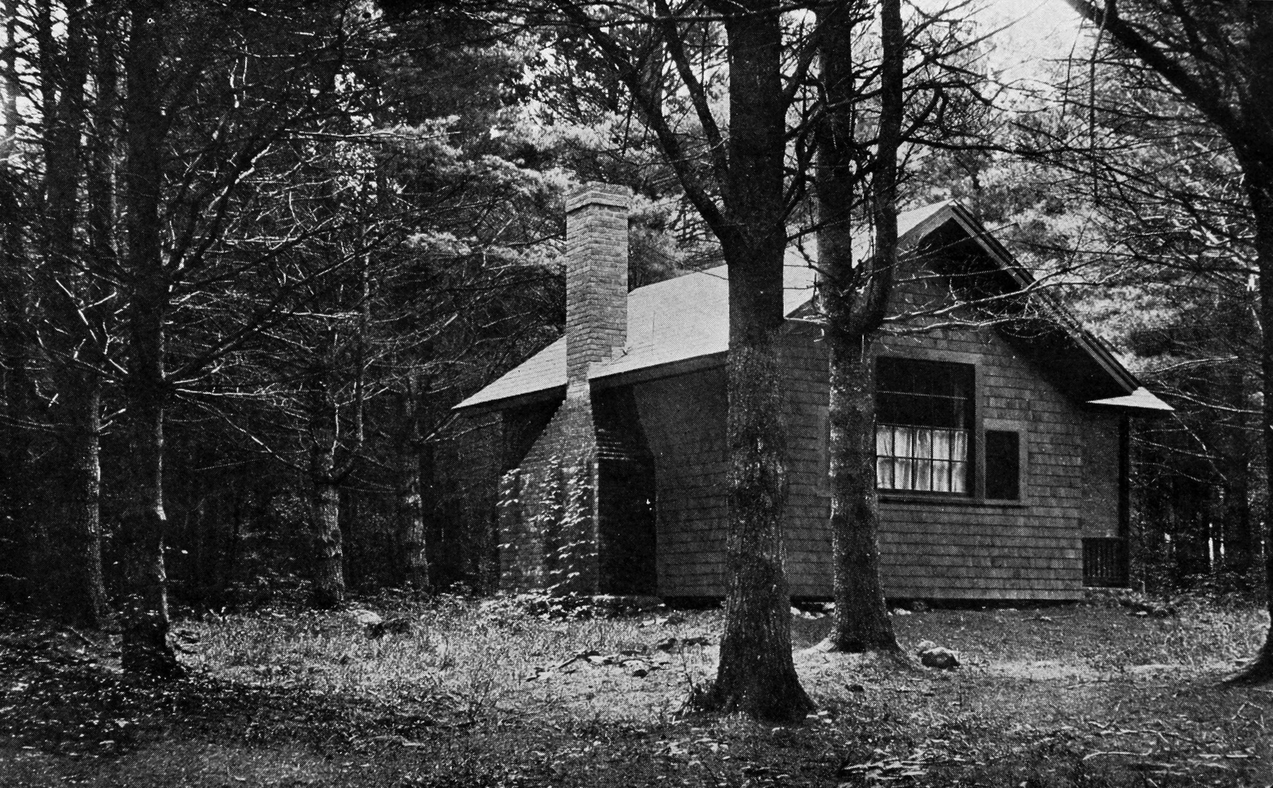 Star Studio at MacDowell Colony | Photo Source:  The History of the Alpha Chi Omega (1885–1916)