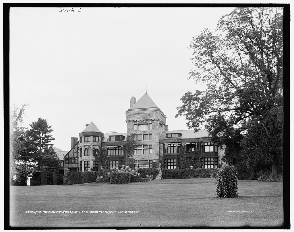 The Mansion at Yaddo | Saratoga Springs, NY