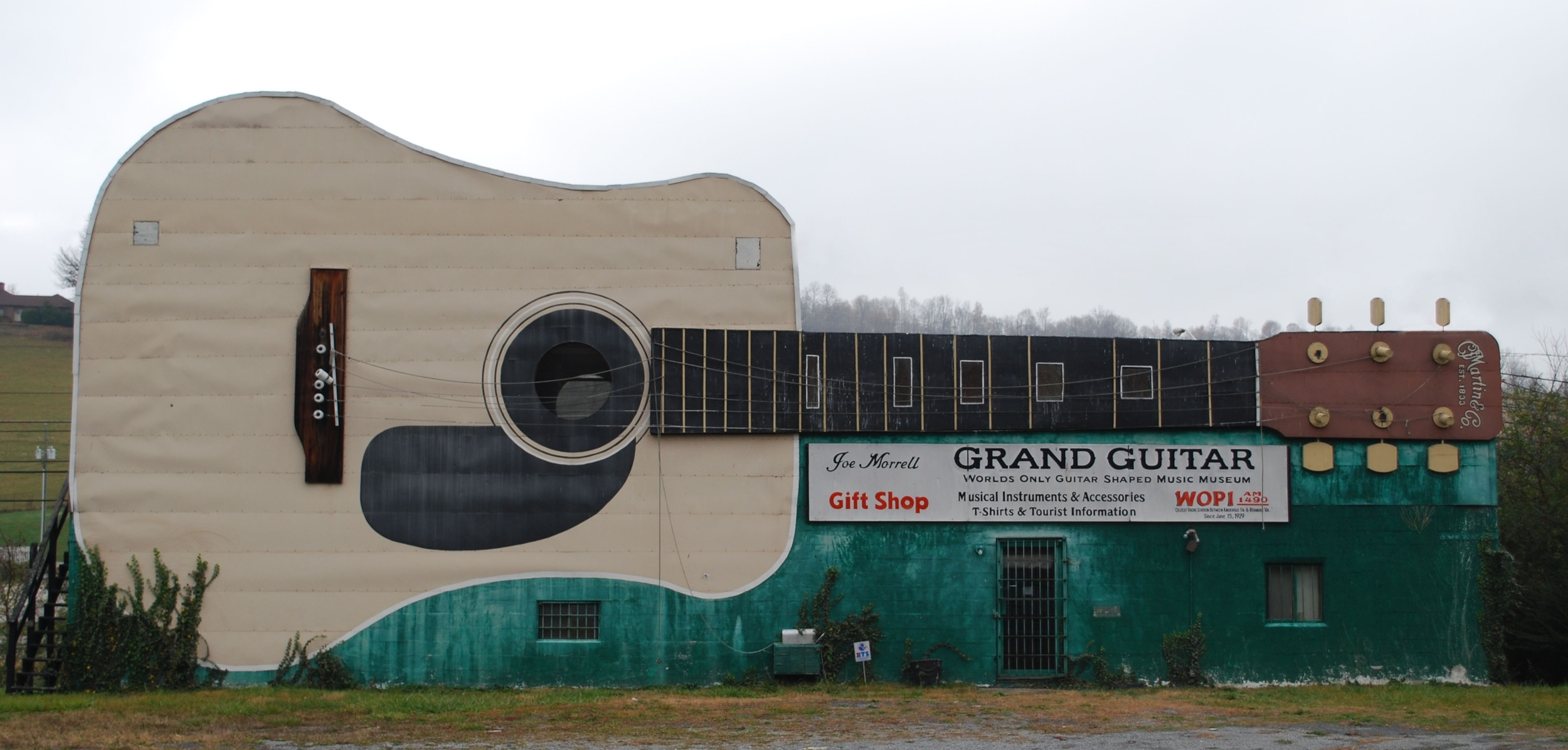 Grand Guitar | Bristol, TN | Source: Creative Commons