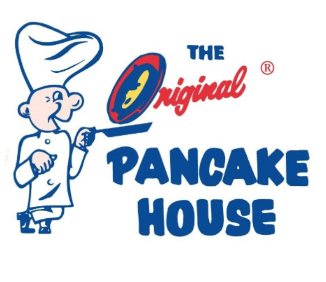 Is it just me or is The Original Pancake House Logo Chef Flipping an Enso?