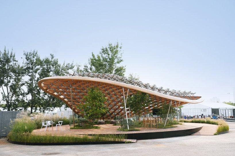 Photo courtesy: MAD Architects
