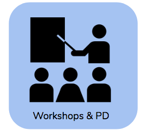 Workshops and P.D.