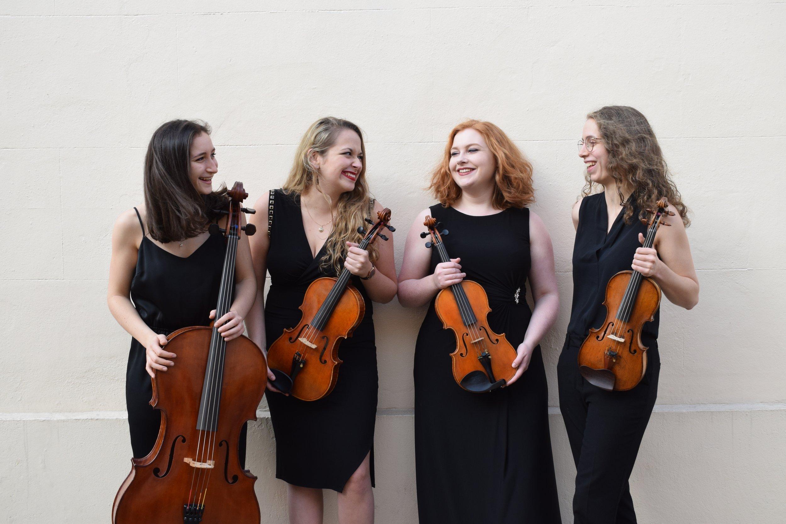 Czigany Quartet