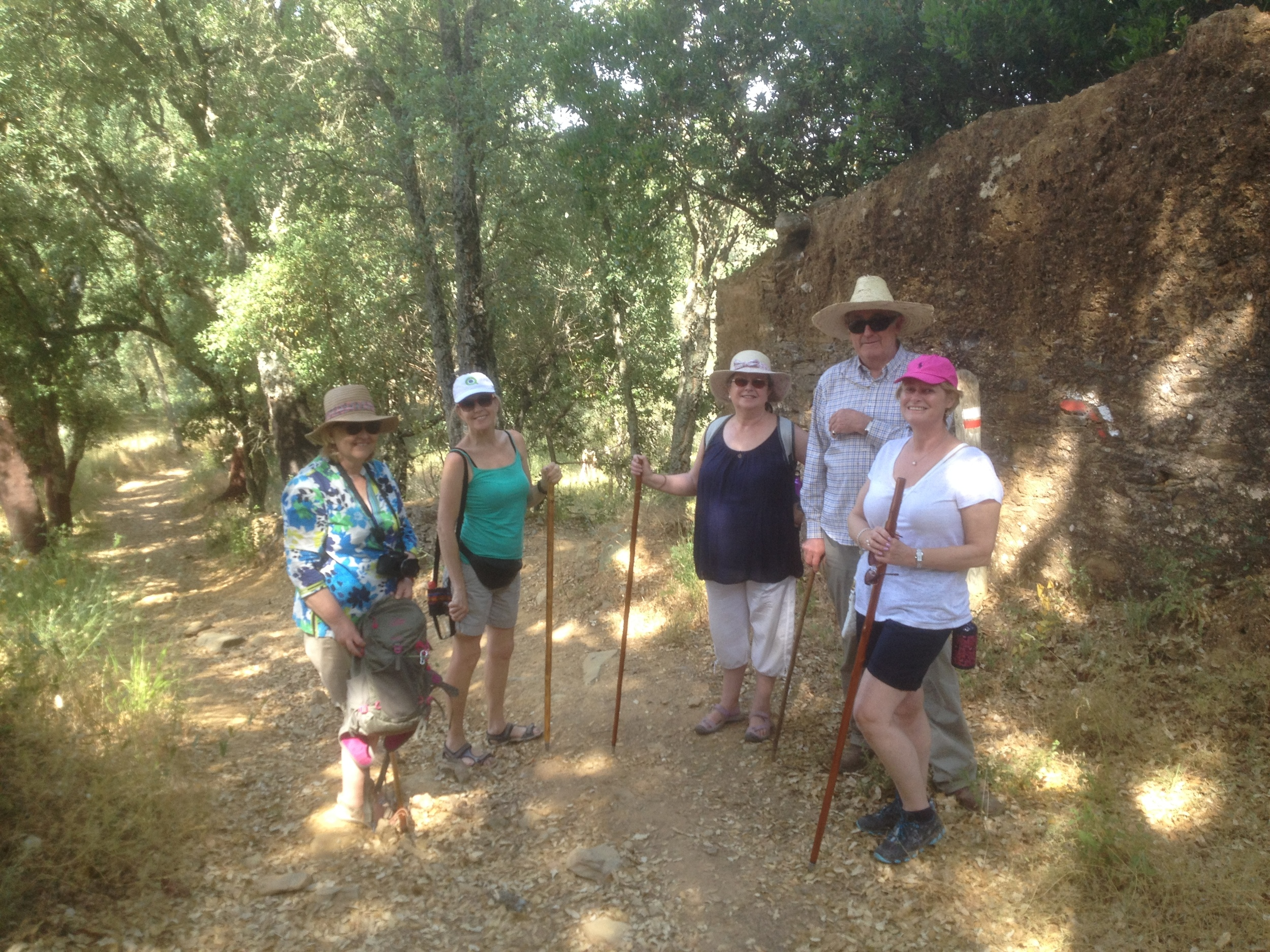 Walking holiday southern Spain