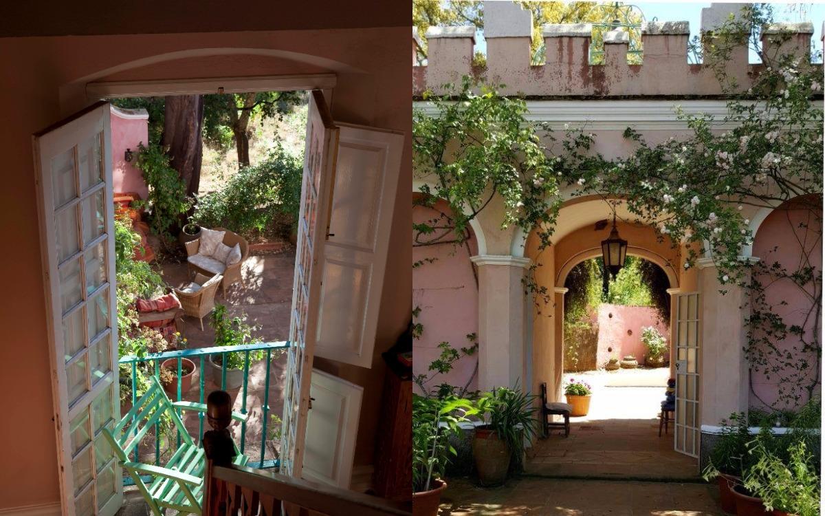 The Moroccan corner, Finca Buenvino