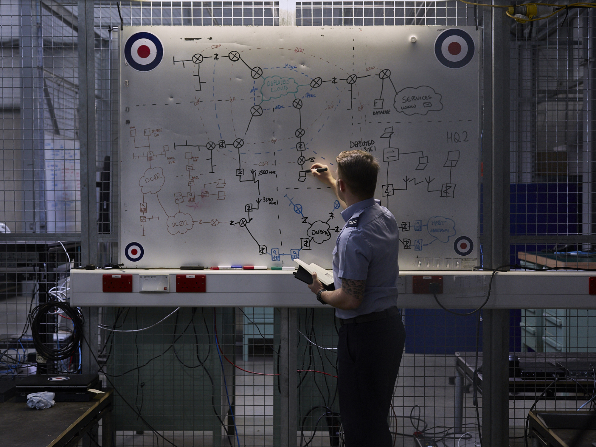 RAF 'No Ordinary Job'