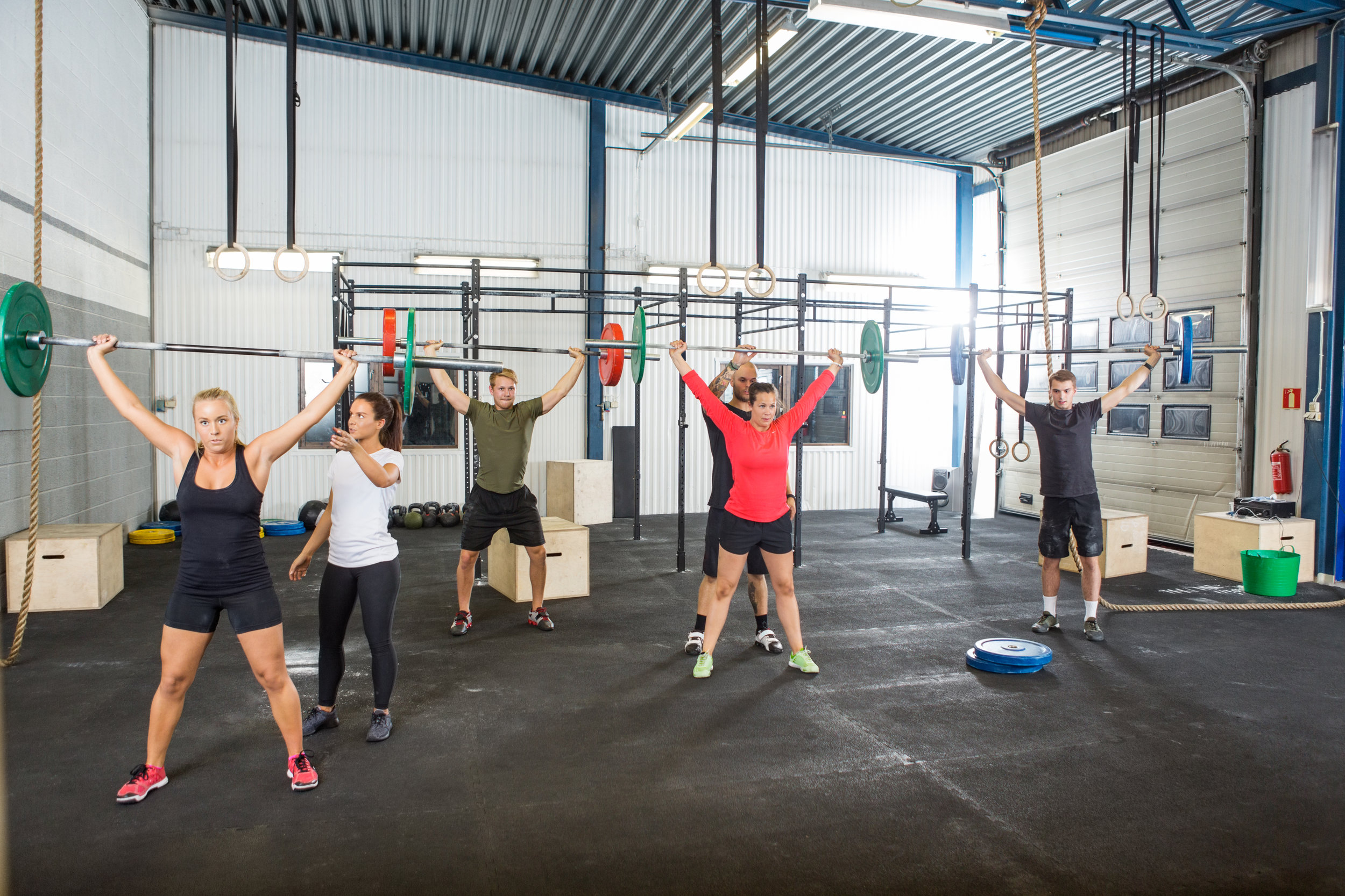 How to build muscle mass, CrossFit Chiltern, Amersham