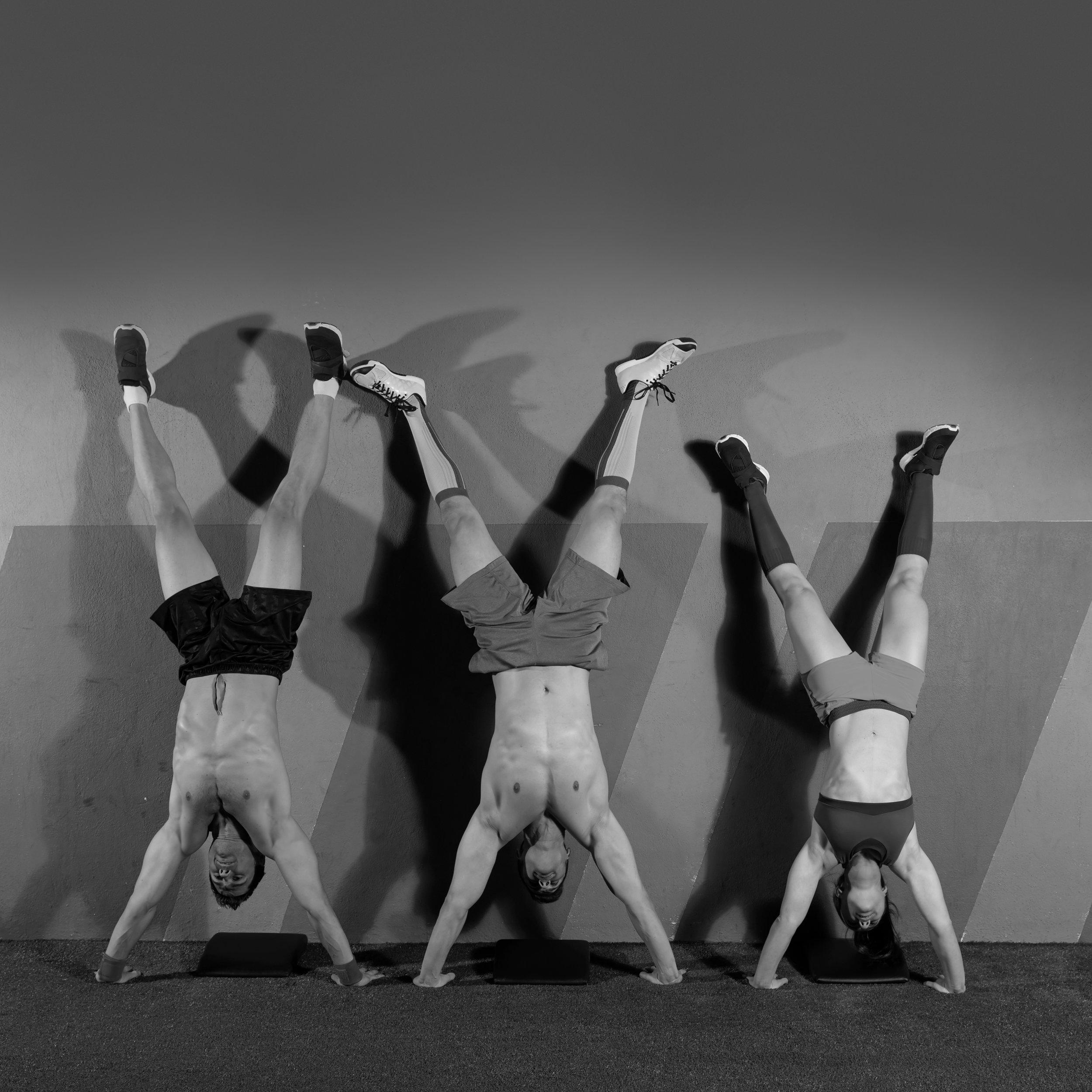 gymnastics in crossfit, at crossfit Chiltern in Amersham, bucks