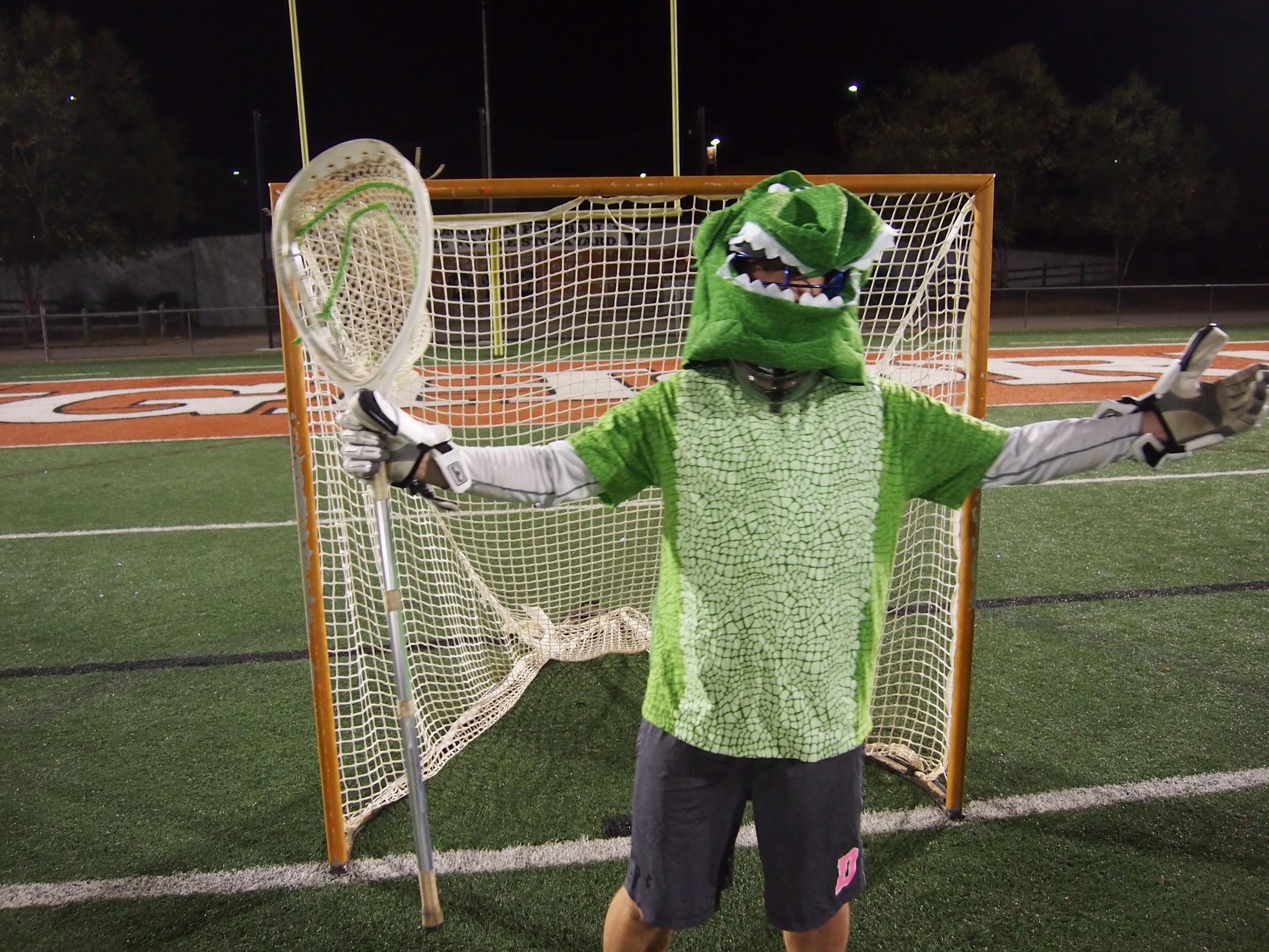 Keeper Crocodile a/k/a Alex Crawford