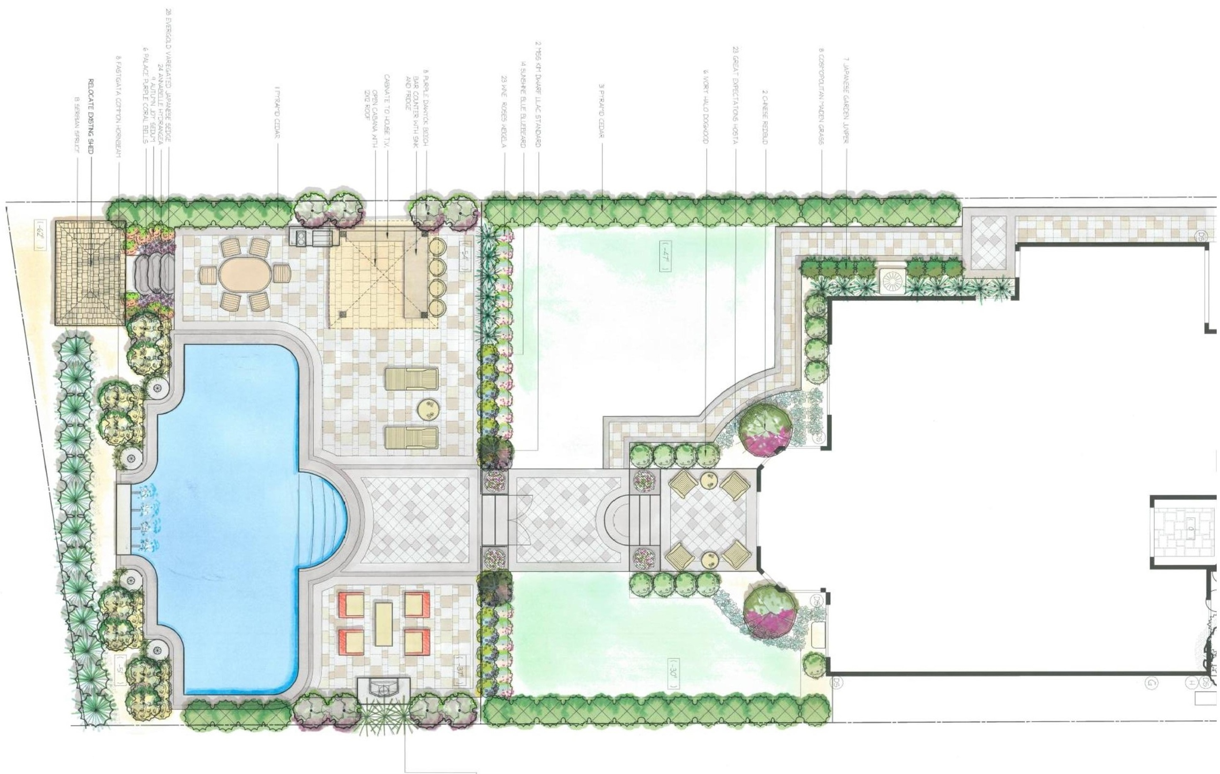 SWIMMING POOL DESIGN AND LANDSCAPE DESIGN IDEAS — darsan