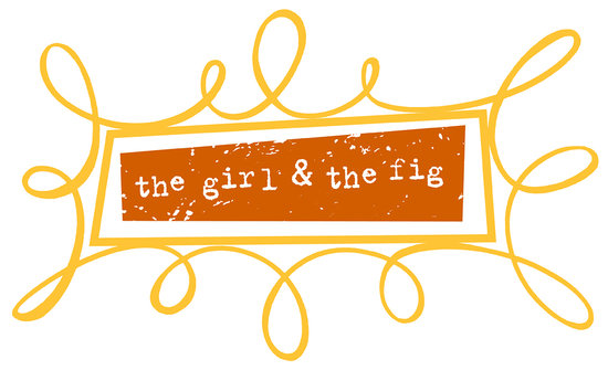 - Recipe prepared by the girl & the fig