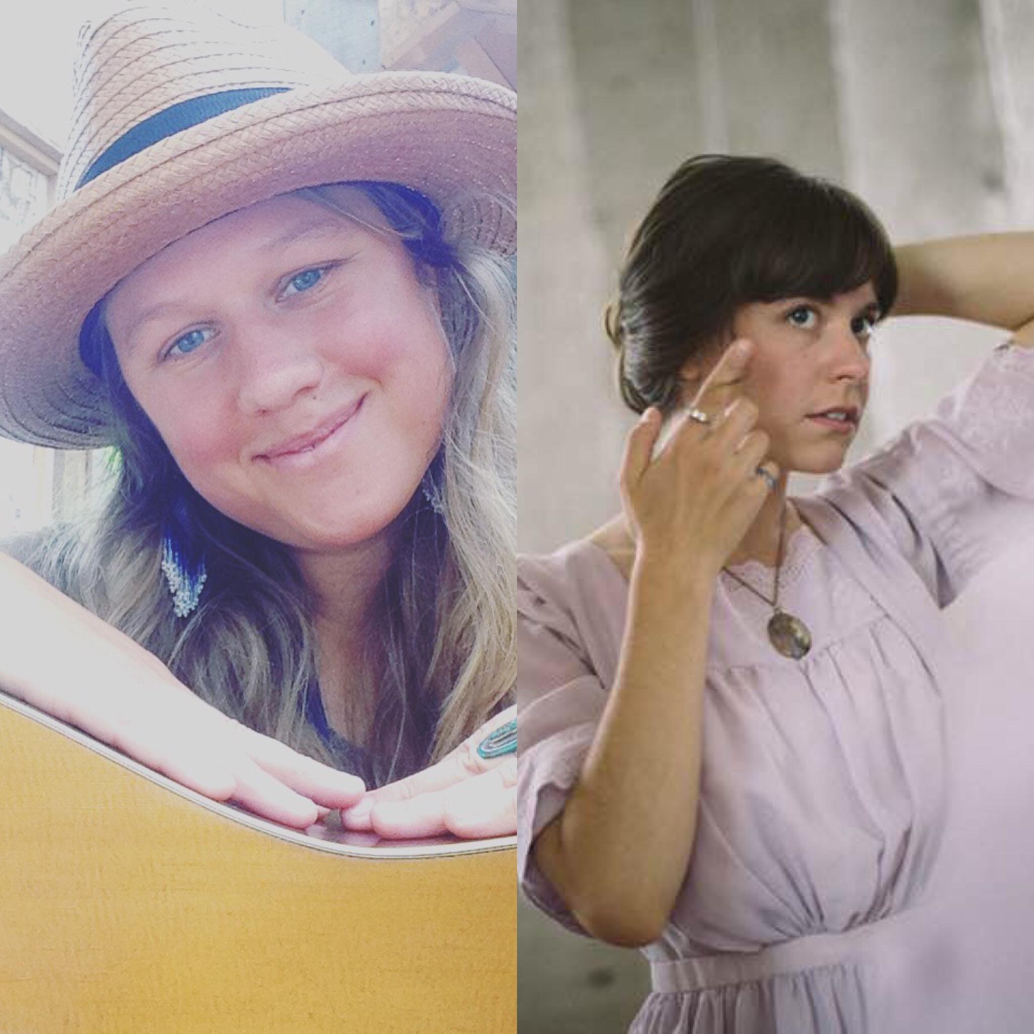 Birdie Busch & Gretchen Lohse (latter photo: Inna Spivakova)