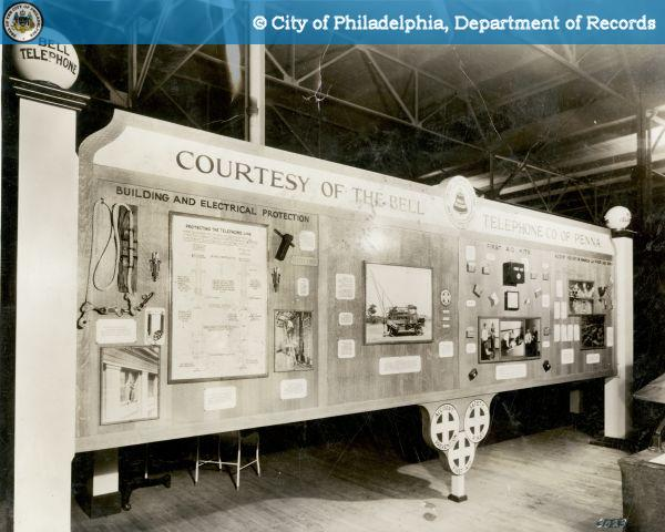 Bell Telephone of Philadelphia: Once, it ruled not just the telephone wires, but time itself.Image: PhillyHistory.org