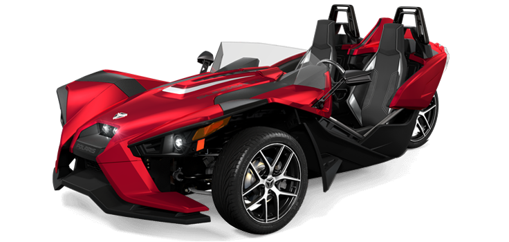 Behold, the Polaris Slingshot.