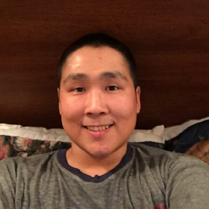 """Charles Enoch (Producer)   Charles """"Ernerculria"""" Enoch grew up in Tuntutuliak, Alaska.He graduated from Lewis Angapak Memorial School in 2007. Starting in 2009, Charles enrolled in UAF's Kuskokwim University Campus. He moved to Bethel around 2013, then started working at KYUK as a reporter a year later. Charles enjoys hunting, fishing, video games, and umm sports… if he can handle it."""