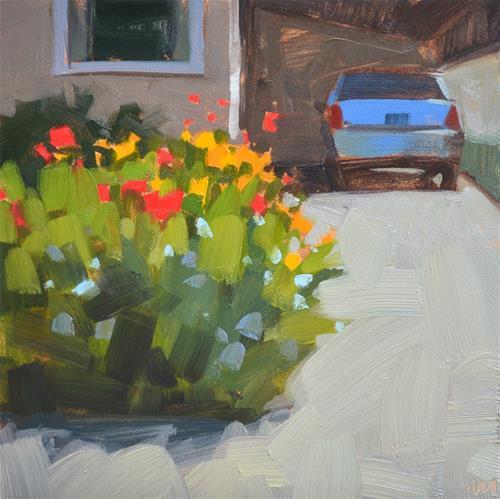 """Overabundance,"" painting by  Carol Marine"