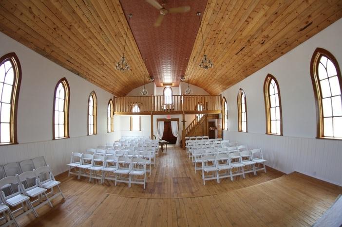 5.Water Valley Church -