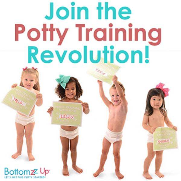 BottomZz Up Potty Training Revolution
