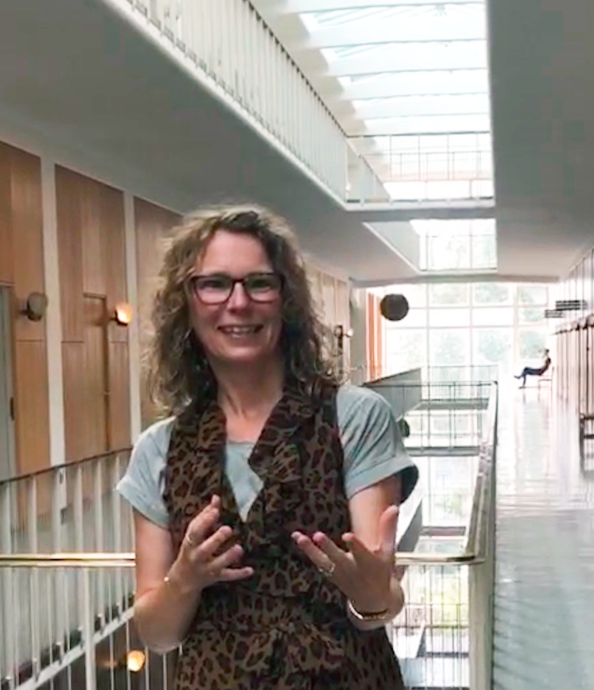 Jannie Lindberg Sundgaard, Kommunikationskonsulent ved Sundhed og Omsorg i Aarhus Kommune