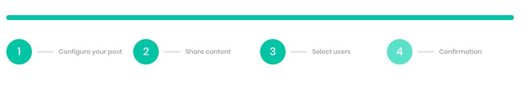 Sociuu 4 step sharing