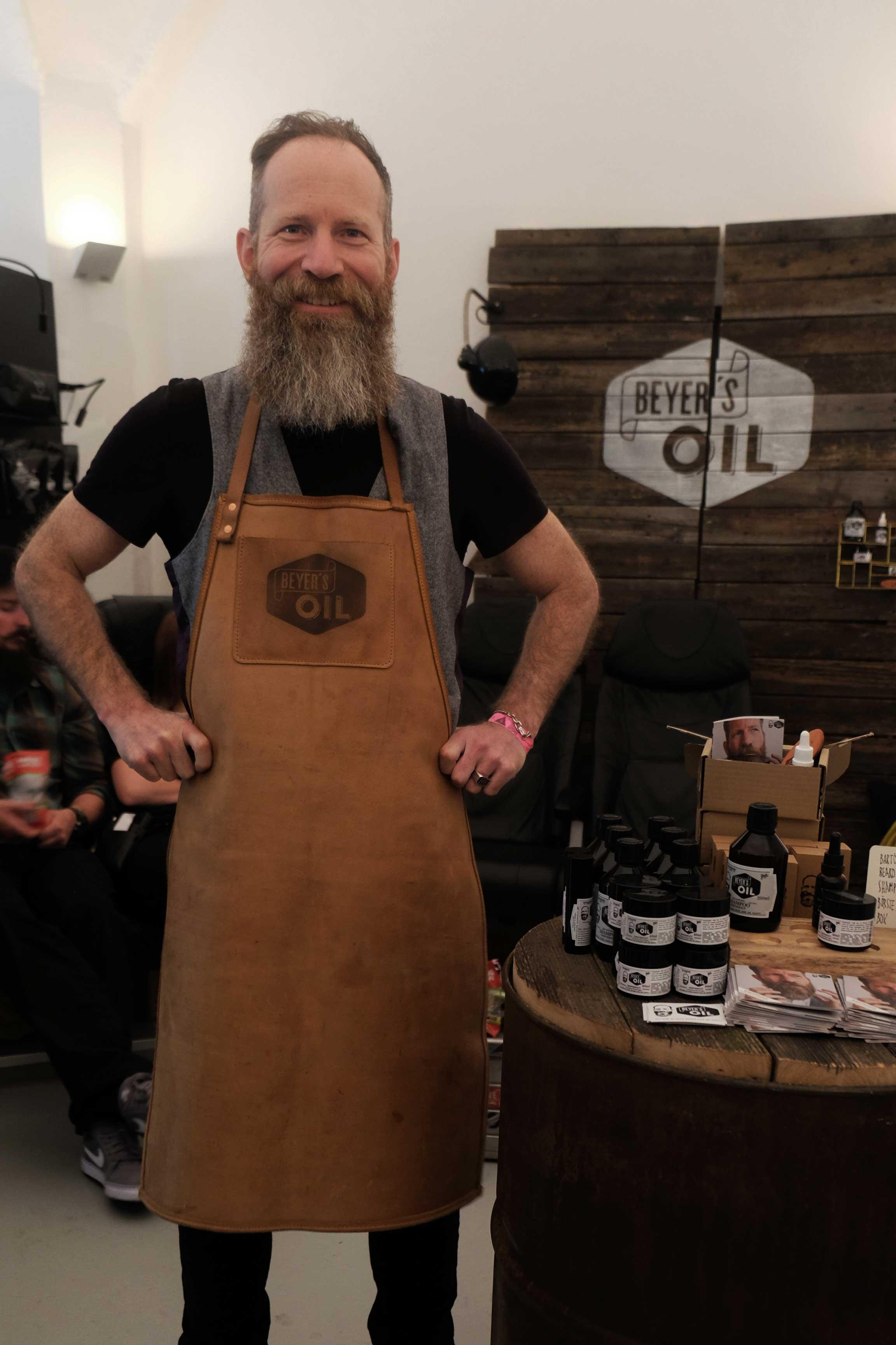 Bastian, 42   Beyer's Oil