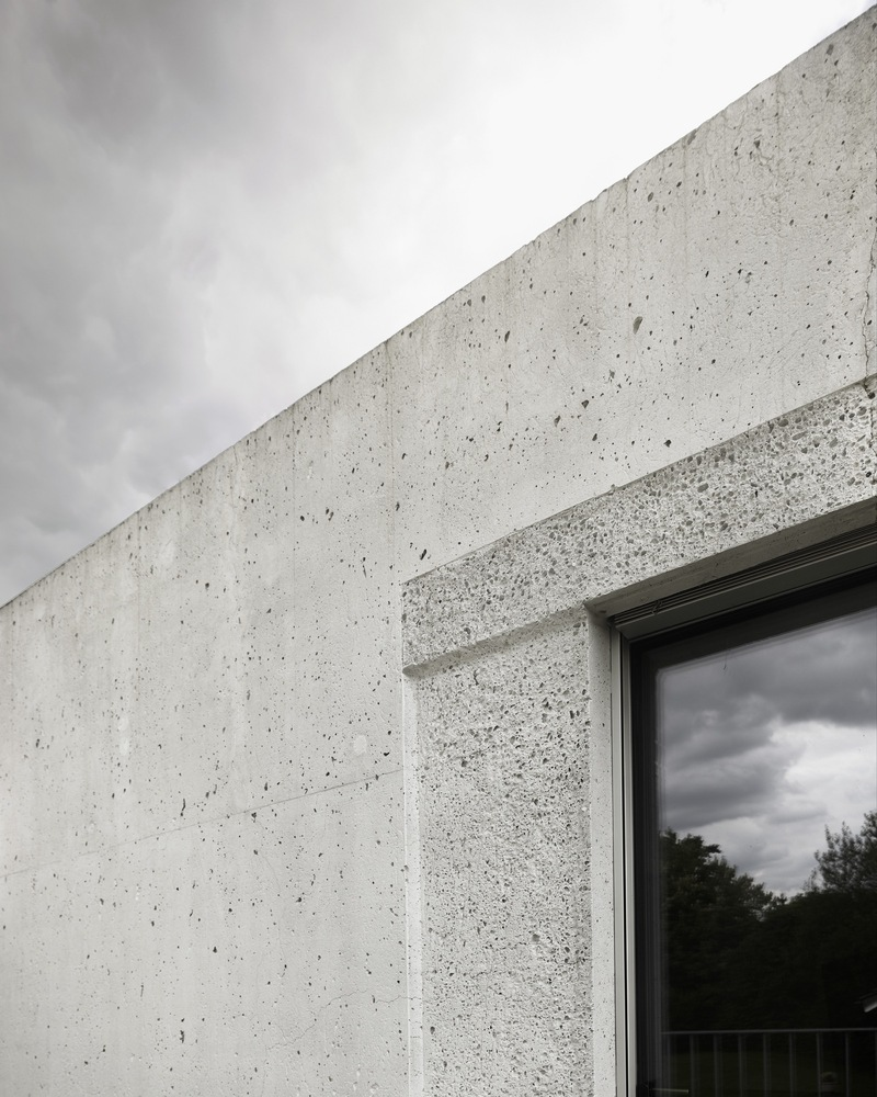 Haus Meister by HDPF. Photography by Valentin Jeck. Courtesy of Dezeen.