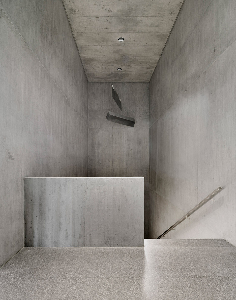 Bundner Kunst Museum by Barozzi Veiga, via Dezeen