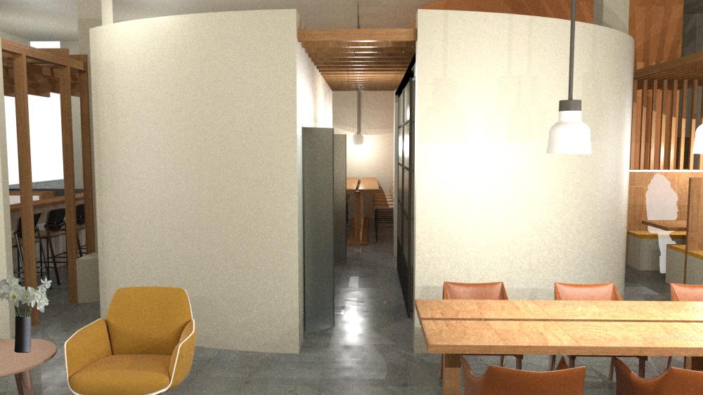 Bossladies Workspace worksesh co-working creative office space wine bar coffee shop