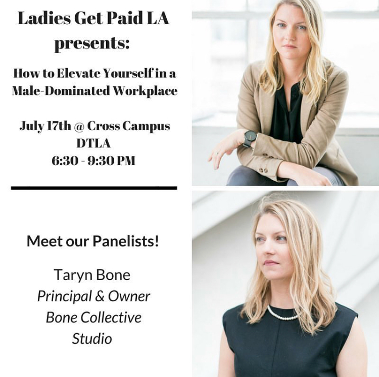 LADIES GET PAID - SPEAKING ENGAGEMENT
