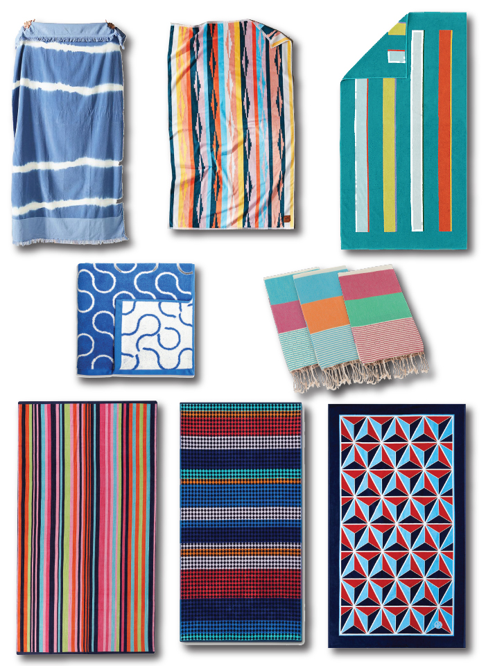 Wednesday Round Up | Beach Towels | Bone Collective Studio