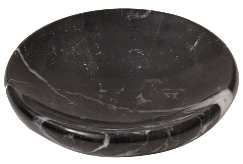 black marble dish