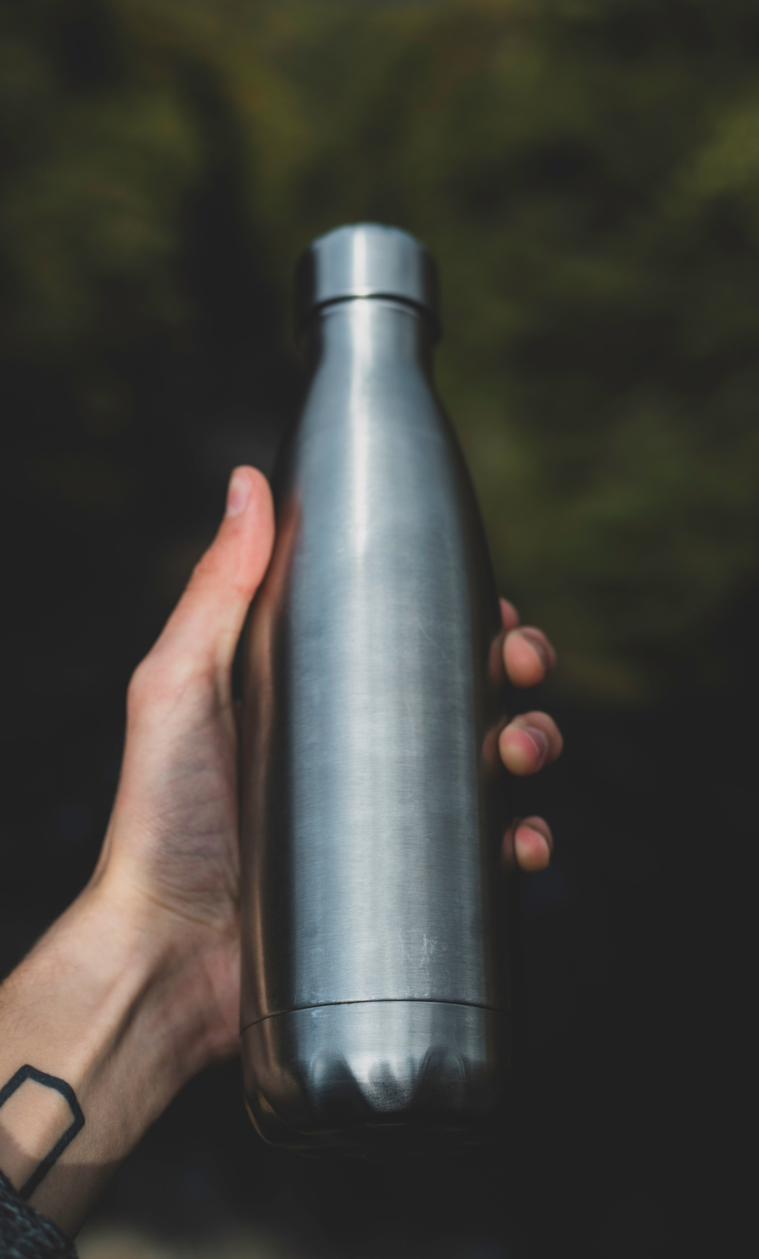bone collective studio_plastic free July_water bottle