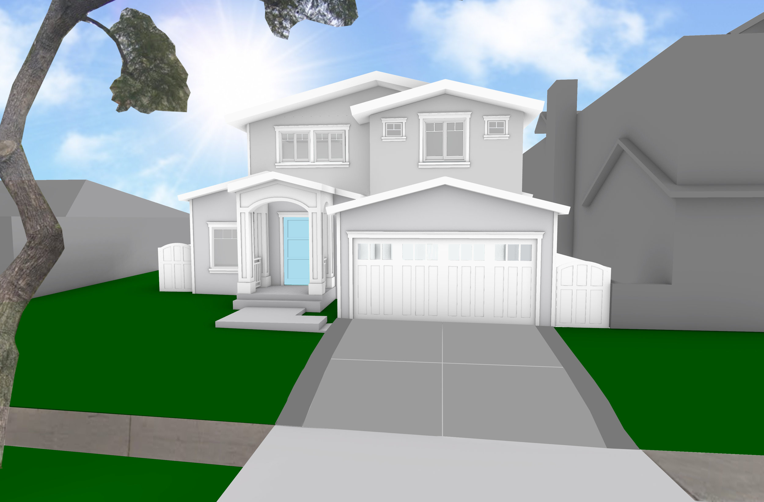 New Home Construction - Beverlywood
