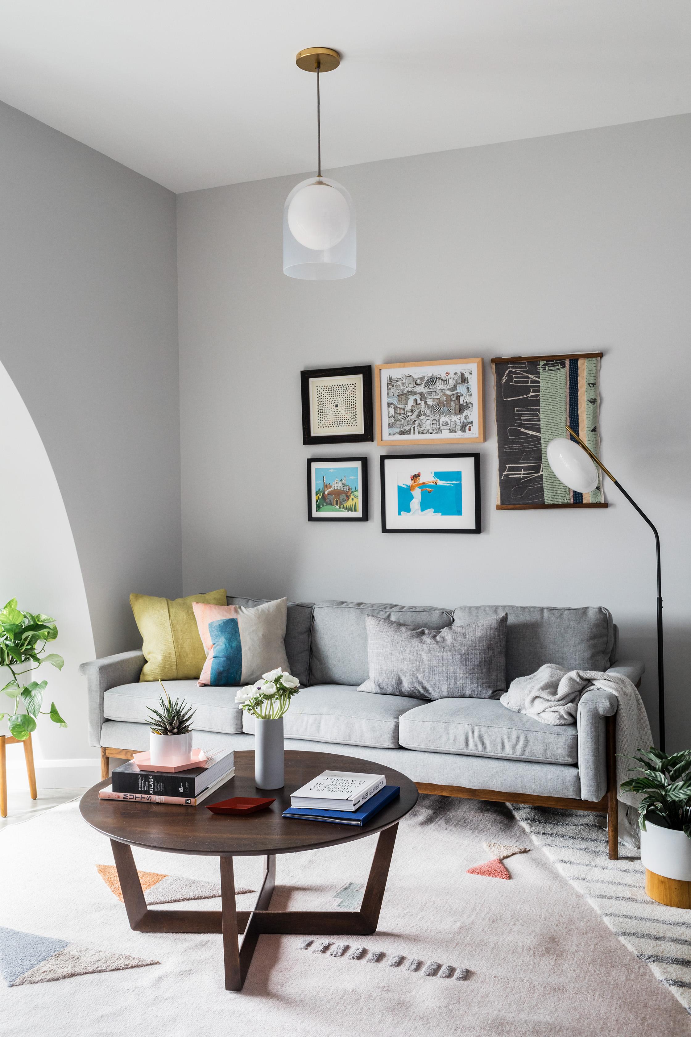 the Lucas | luxurious minimalism | south end boston | bone collective studio