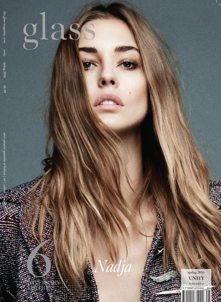 Nadja-Bender-by-Bojana-Tatarska-for-Glass-Magazine-Spring-2016-1