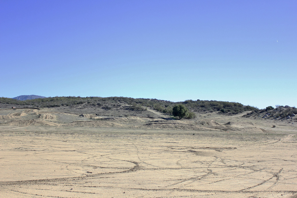 300+ acres of off-road trails  and open space at MotoVentures/Dirt First! in Anza.