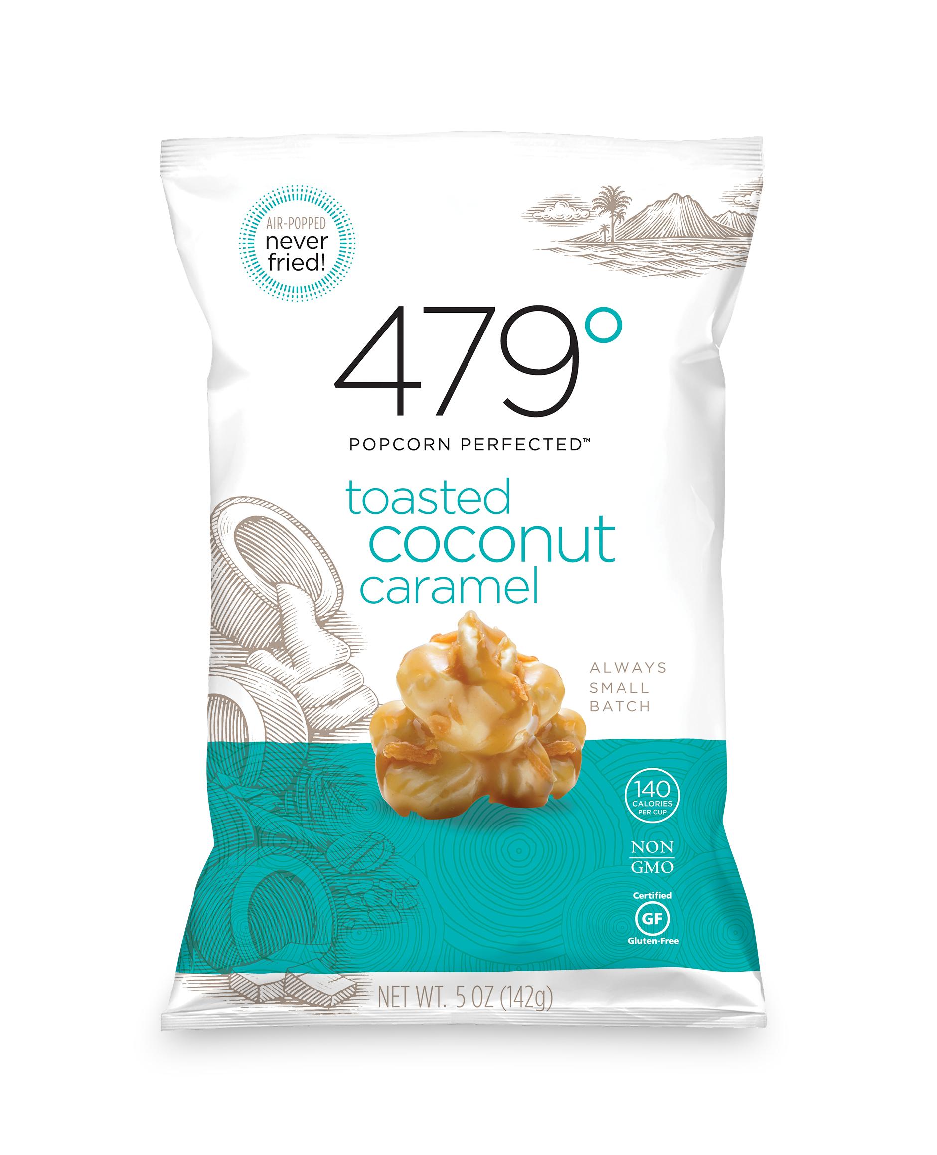 5oz toasted coconut caramel