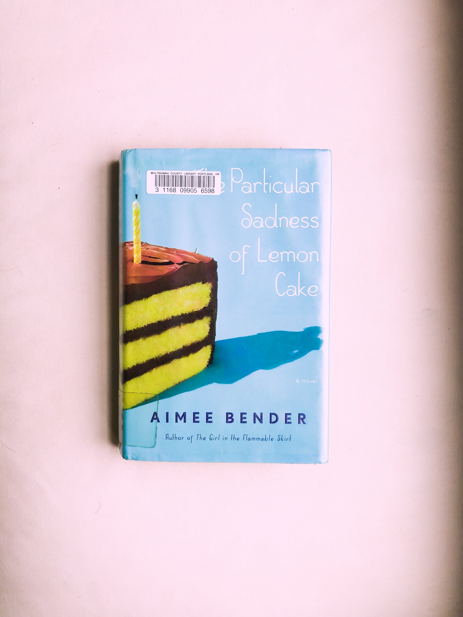 The particular Sadness of Lemon Cake - This book was just okay for me. At first I didn't like it, and then I loved it, but then the twist at the end I didn't really enjoy at all. I think the climax was either just a bit too convoluted for me to really take seriously, or it wasn't described as well as I had hoped because when I read through the twist the first time, even though I did read it correctly I wasn't sure if I actually had. It was a pretty okay book, I think it had some good moments and the premise is interesting, but I just wish it had been executed differently.0/1