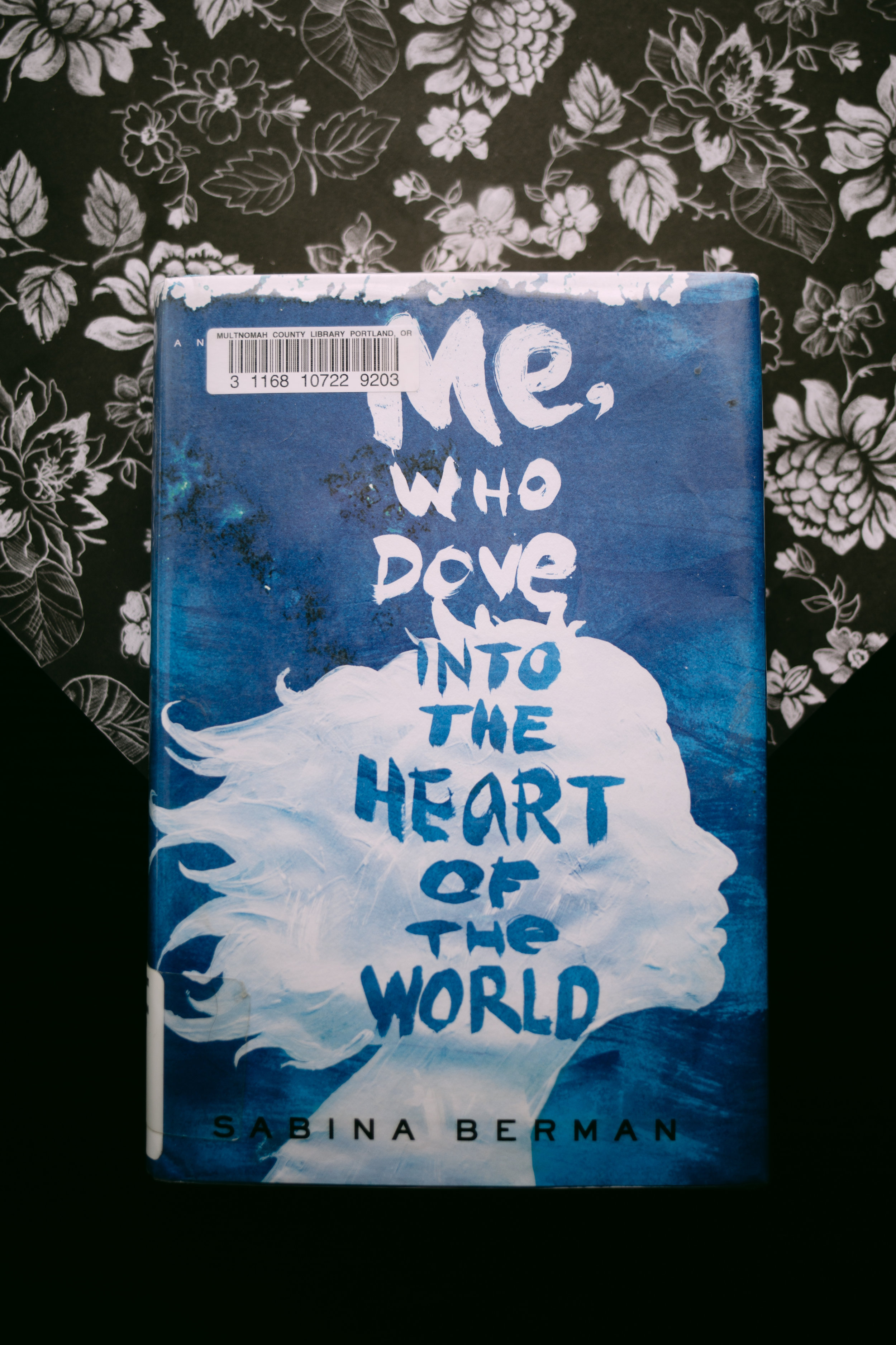 Me, Who Dove into the Heart of the World - by Sabina BermanWell, in a word, this was brilliant. It's the story of a girl who is autistic, who goes on to become very successful in the fishing/agriculture industry, while also considering environmental and moral impacts of killing animals for food. It was really poignant and beautiful and not at all what I expected when I picked it up (I try to go in knowing nothing about a book). This is definitely one that I will be purchasing for my bookshelf to read again. Absolutely beautiful.
