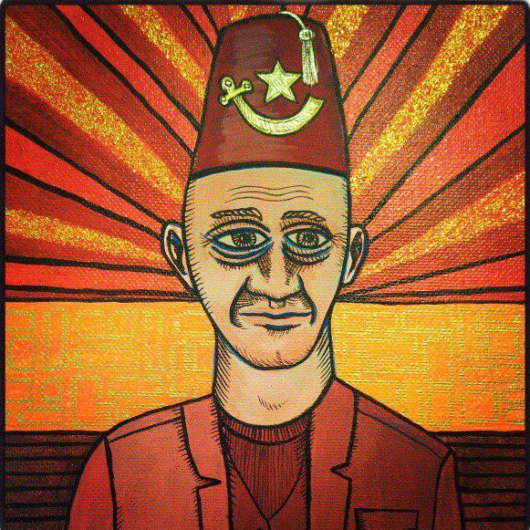 Fez Man