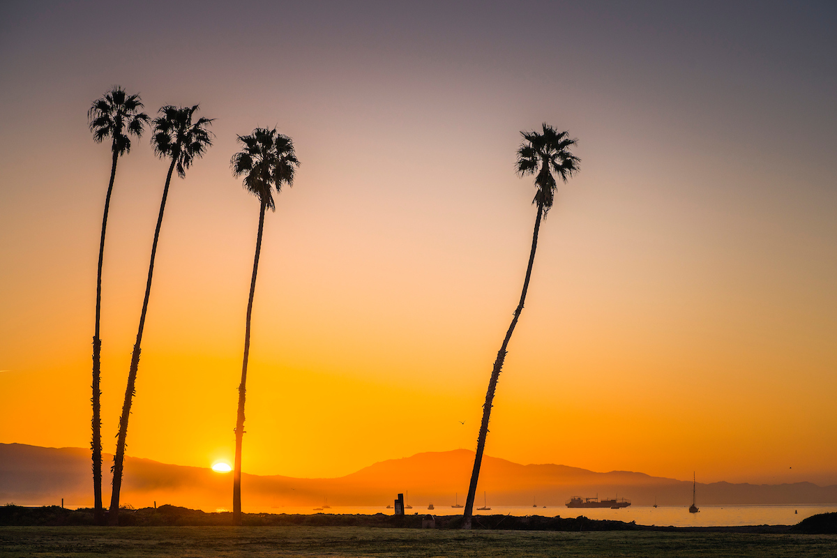 Cabrillo Santa Barbara, California