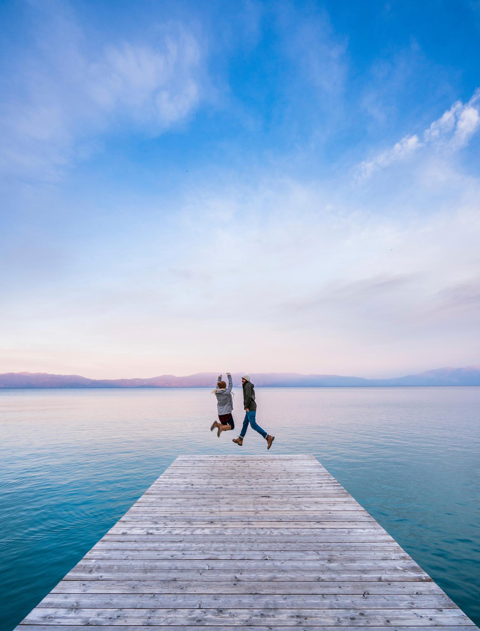 Sugar Pine State Park, Lake Tahoe, California